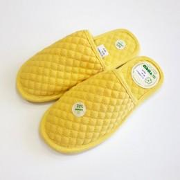1103 Желтые тапочки домашние